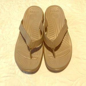 Crocs Sandals brand new never worn